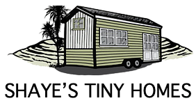 Paint contractor for Shayes Tiny Homes